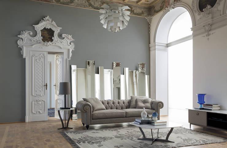 Soggiorno 4 - a: Soggiorno in stile  di Alberta Pacific Furniture