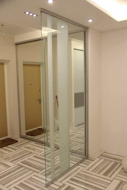 Двери: Прихожая, коридор и лестницы в . Автор – ReflectArt,