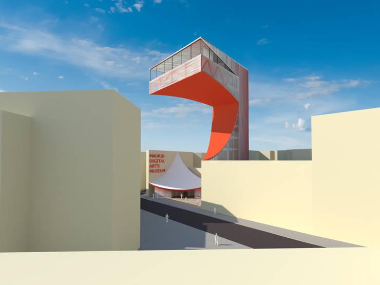 SELIM SENIN – Madrid Dijital Sanatlar Müzesi :  tarz Müzeler