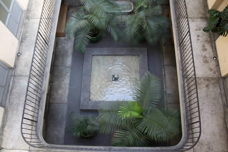 Bolivar- Boué Arquitectos : Casas de estilo  por Boué Arquitectos