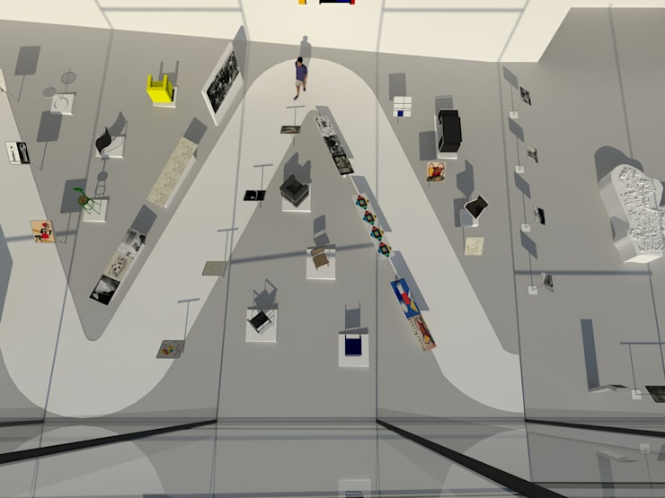 SELIM SENIN – Dessau Bauhaus Müzesi :  tarz Müzeler