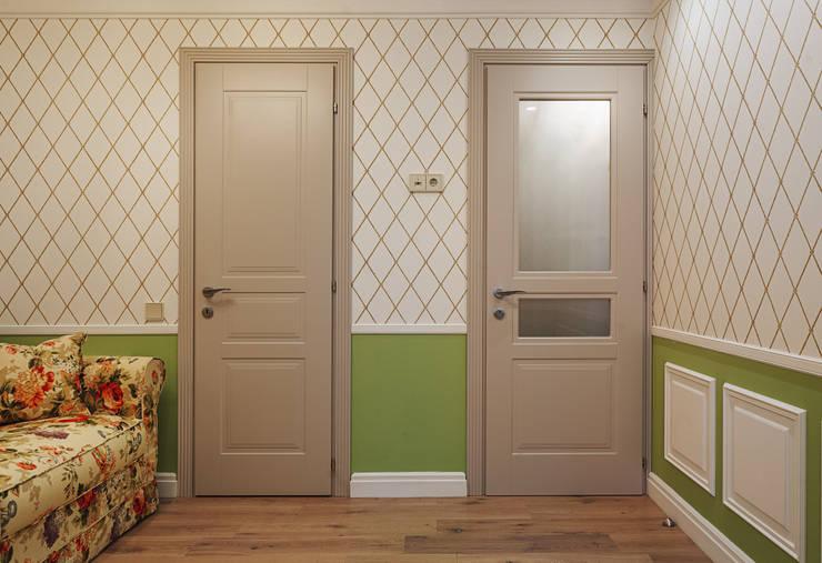 Salas / recibidores de estilo  por Marina Sarkisyan, Ecléctico