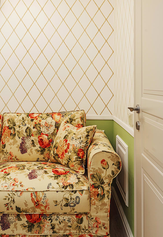 Living room by Marina Sarkisyan, Eclectic