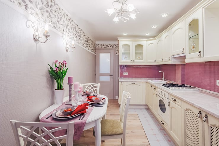 Kitchen by Marina Sarkisyan, Eclectic