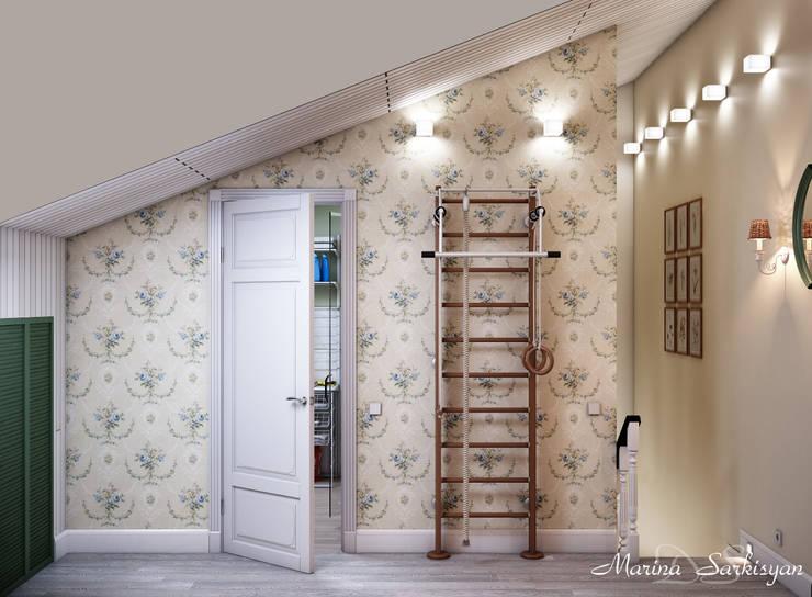 Gimnasios de estilo  por Marina Sarkisyan