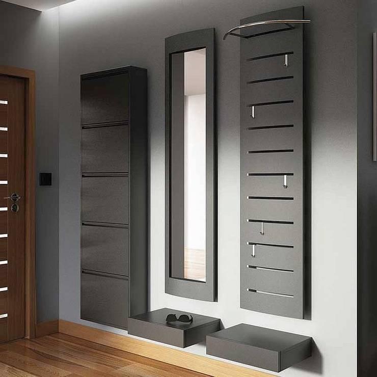 Meble do przedpokoju Home Flash: styl , w kategorii  zaprojektowany przez onemarket.pl,Nowoczesny Matal