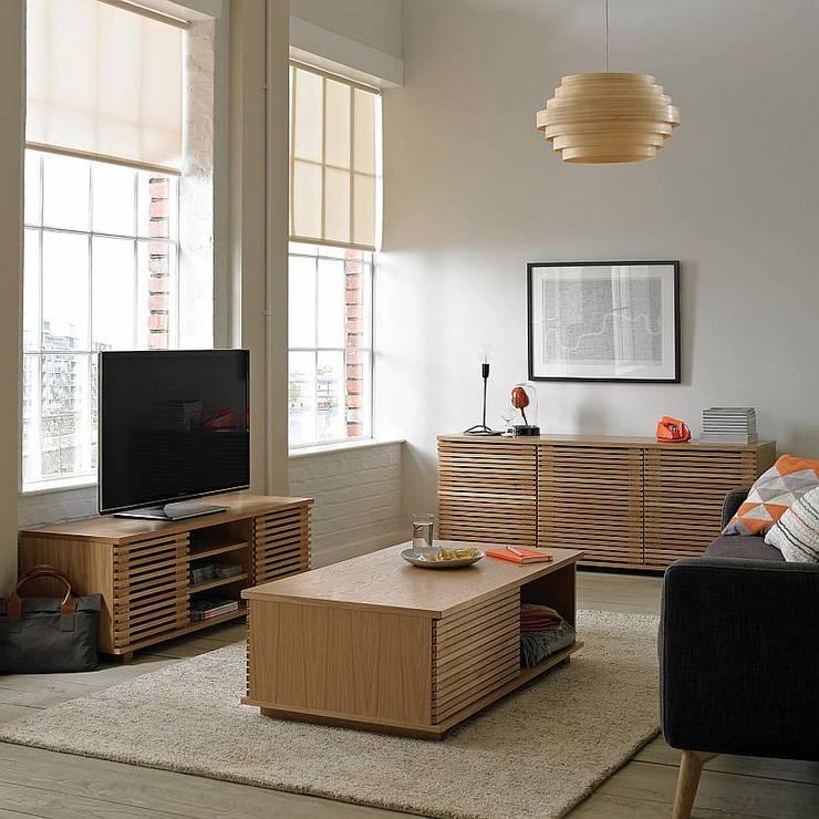 Meble do salonu Putney: styl , w kategorii Salon zaprojektowany przez onemarket.pl