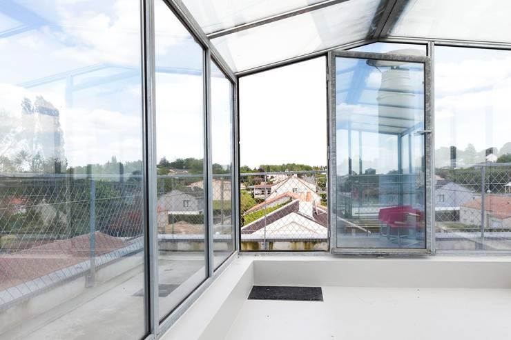 Les herbiers: Fenêtres de style  par Block Architectes