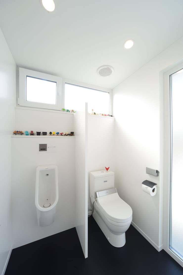 『Tatsuhiro Base』 モダンスタイルの お風呂 の 株式会社 竜廣設計 モダン