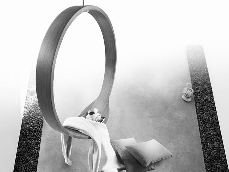 SWING Iwona Kosicka: styl , w kategorii Salon zaprojektowany przez Iwona Kosicka Design