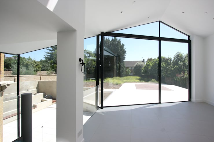 Kew Road:  Windows  by IQ Glass UK