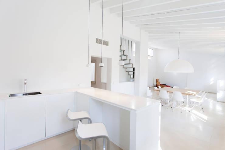 Inspiratie Witte Keuken : Een witte keuken inspirerende voorbeelden