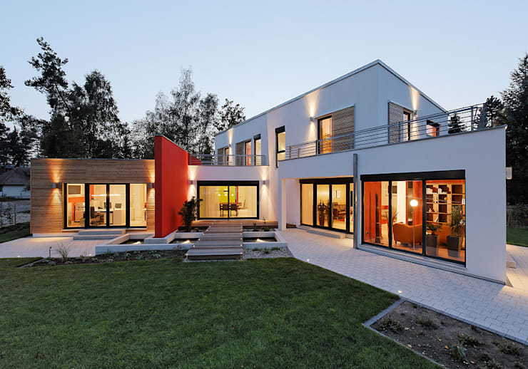modern Houses by Lopez-Fotodesign