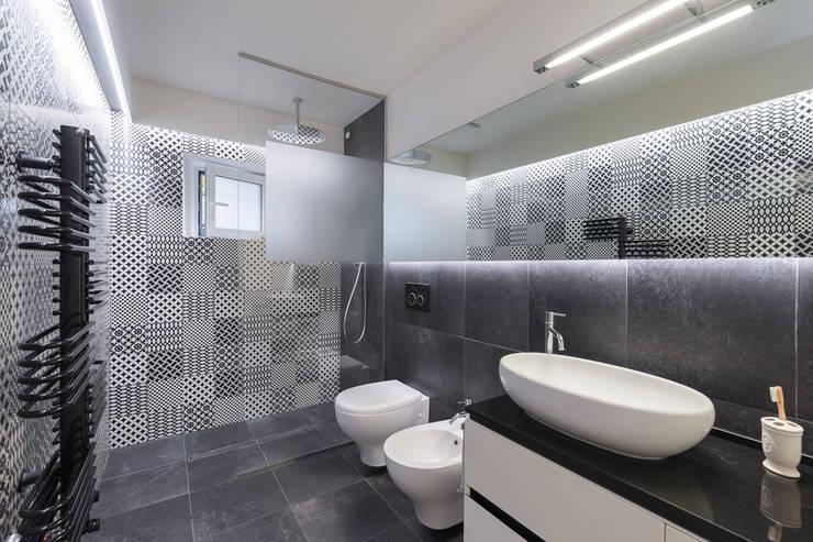 Banheiros  por B+P architetti