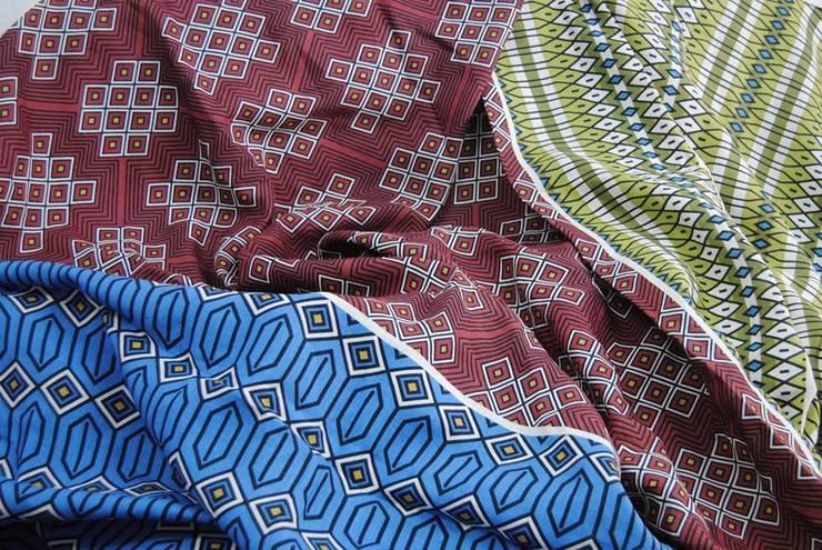 1 peça 3 padrões: Casa  por tramadesign