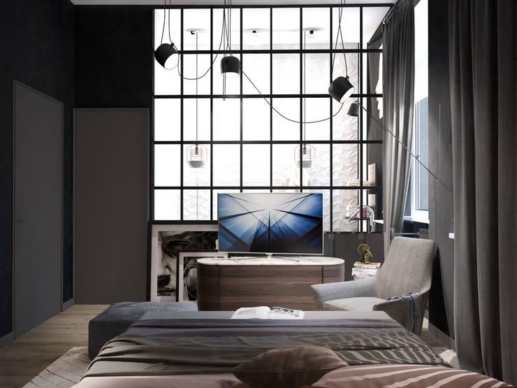 APARTAMENT/4: Спальни в . Автор – ONE STUDIO