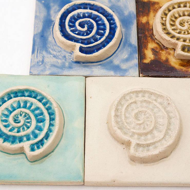 Dekory Amonity: styl , w kategorii Bary i kluby zaprojektowany przez Dekory Nati,Nowoczesny Ceramika