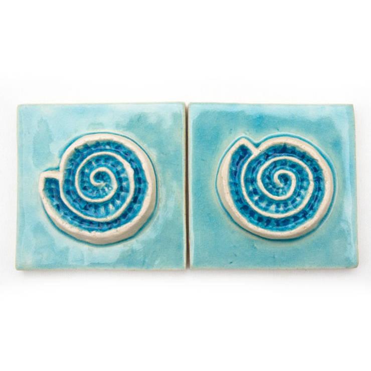 Dekory Amonity : styl , w kategorii Hotele zaprojektowany przez Dekory Nati,Egzotyczny Ceramika