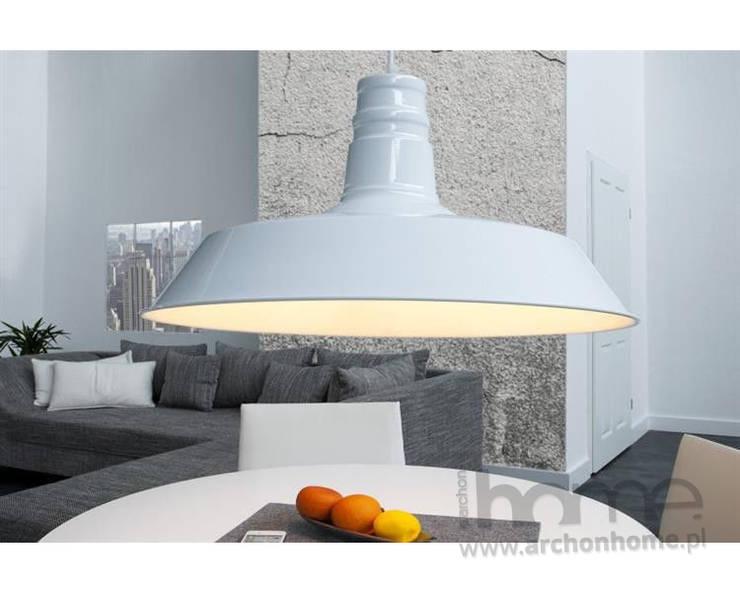 Lampa Lucia: styl , w kategorii  zaprojektowany przez ArchonHome.pl,Nowoczesny