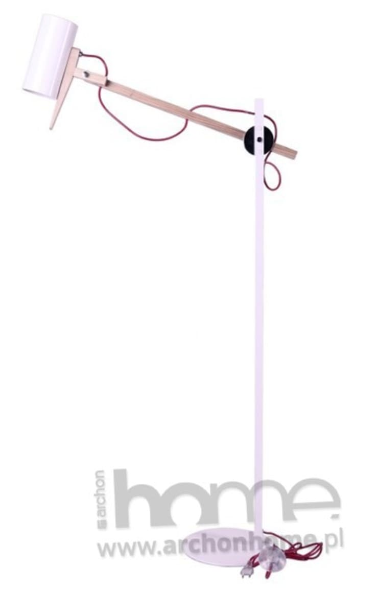 Lampa Stork: styl , w kategorii  zaprojektowany przez ArchonHome.pl,Nowoczesny
