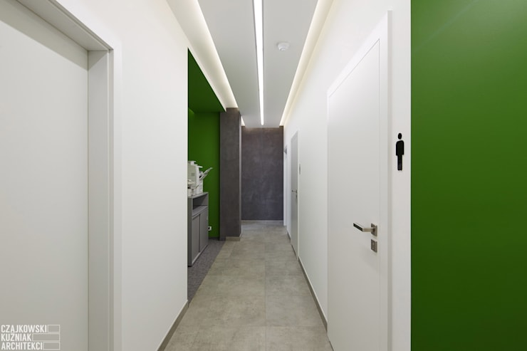 LR: styl , w kategorii  zaprojektowany przez Czajkowski Kuźniak Architekci