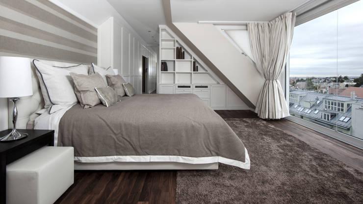 Bedroom by Cordier Innenarchitektur, Classic