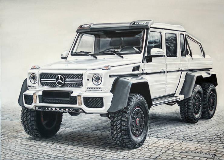 osmannarik – Mercedes G63 AMG:  tarz Sanat