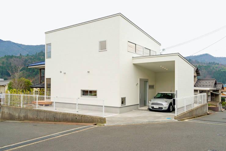 イヌ×イエ 外観: フォーレストデザイン一級建築士事務所が手掛けたです。