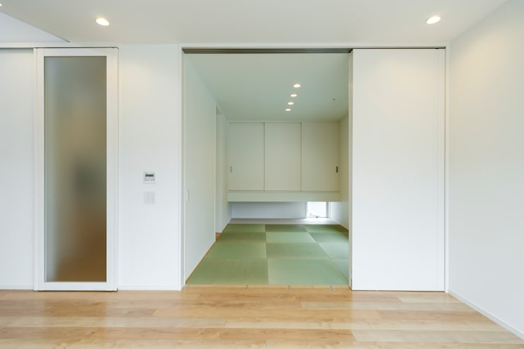 イヌ×イエ 和室: フォーレストデザイン一級建築士事務所が手掛けたです。