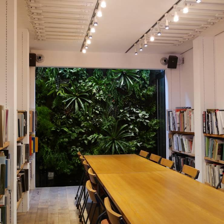 CAP_Aoyama: en景観設計株式会社が手掛けた庭です。