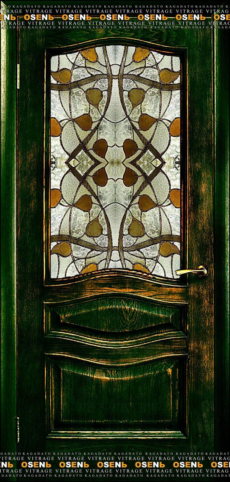 OSENЬ[original]: Окна и двери в . Автор – KAGADATO,