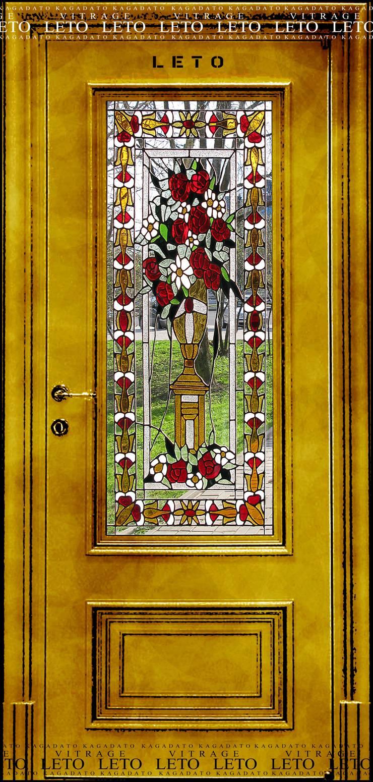 LETO[original]: Окна и двери в . Автор – KAGADATO,