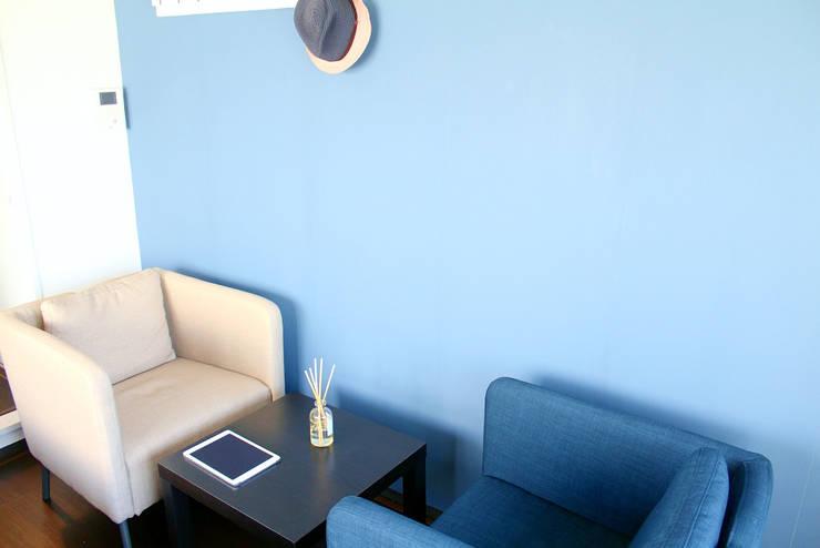室内に合ったオシャレな家具での生活: 和光建物株式会社が手掛けたです。