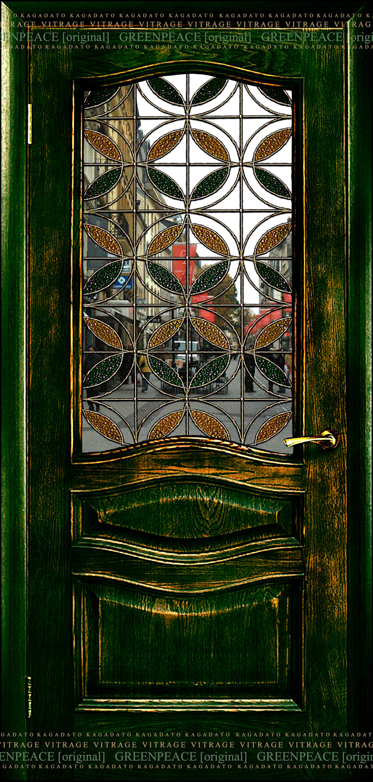 GREENPEACE[original]: Окна и двери в . Автор – KAGADATO,
