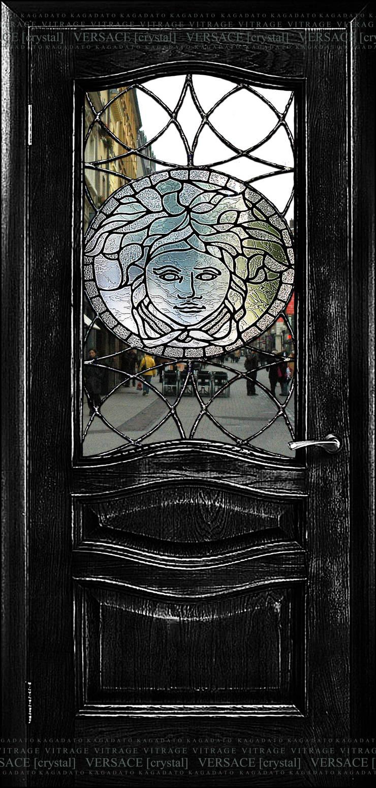 VERSACE[crystal]: Окна и двери в . Автор – KAGADATO,