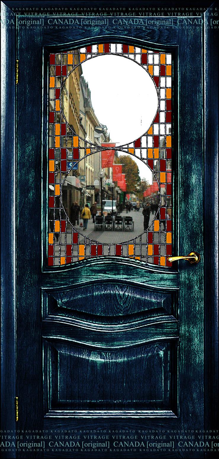 CANADA[original]: Окна и двери в . Автор – KAGADATO,