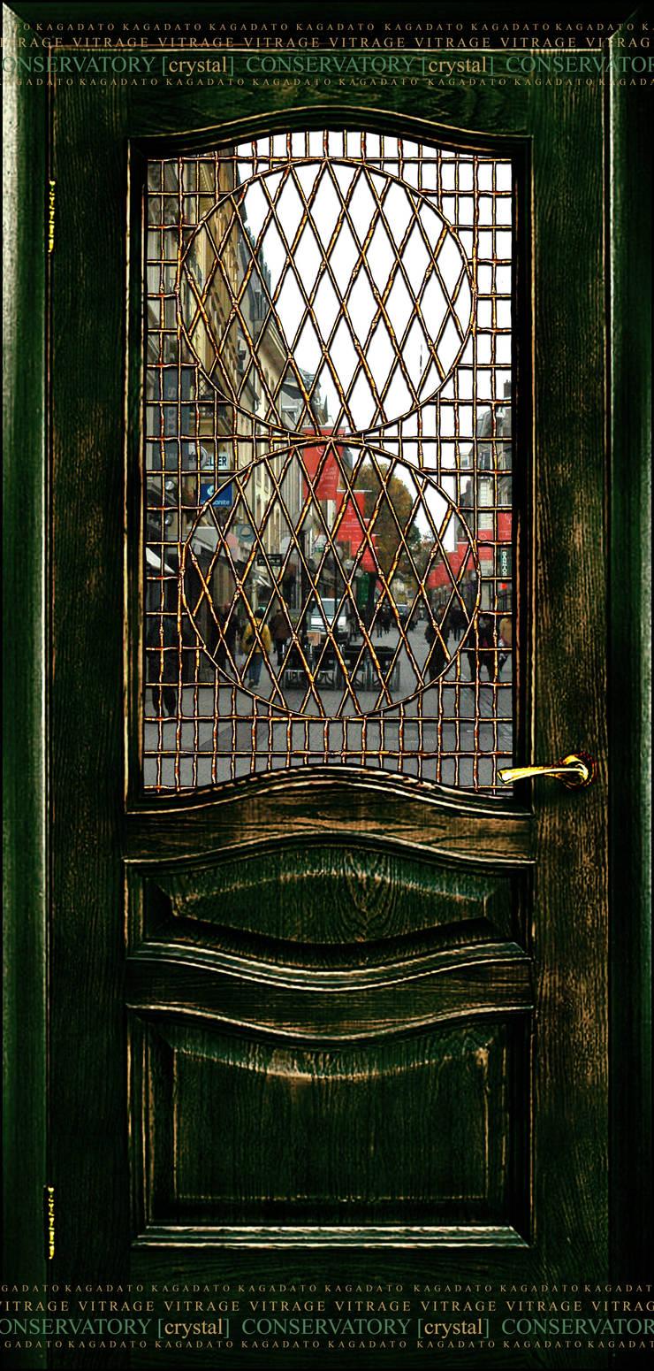 CONSERVATORY[crystal] 2: Окна и двери в . Автор – KAGADATO,