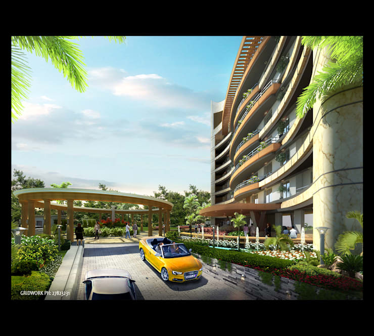 SIGNATURE PREMIUM CONDO:  Houses by AIS Designs