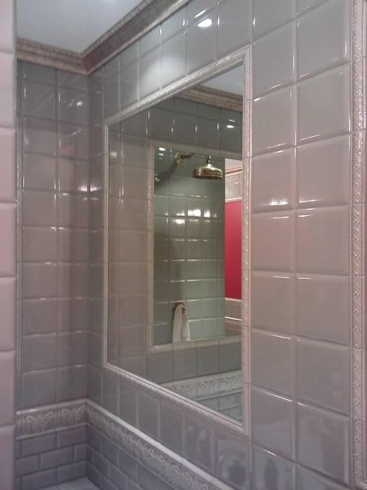 Зеркала: Ванная комната в . Автор – ReflectArt