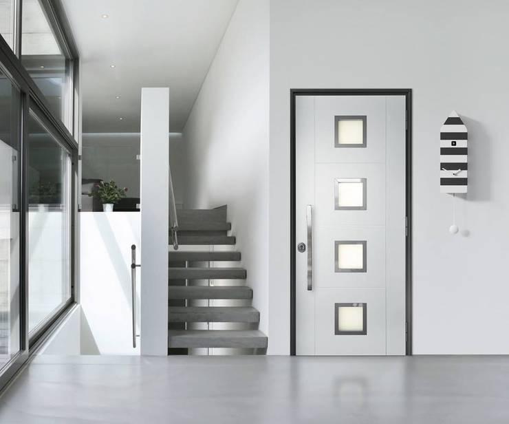 Janelas e portas modernas por quartieri luigi