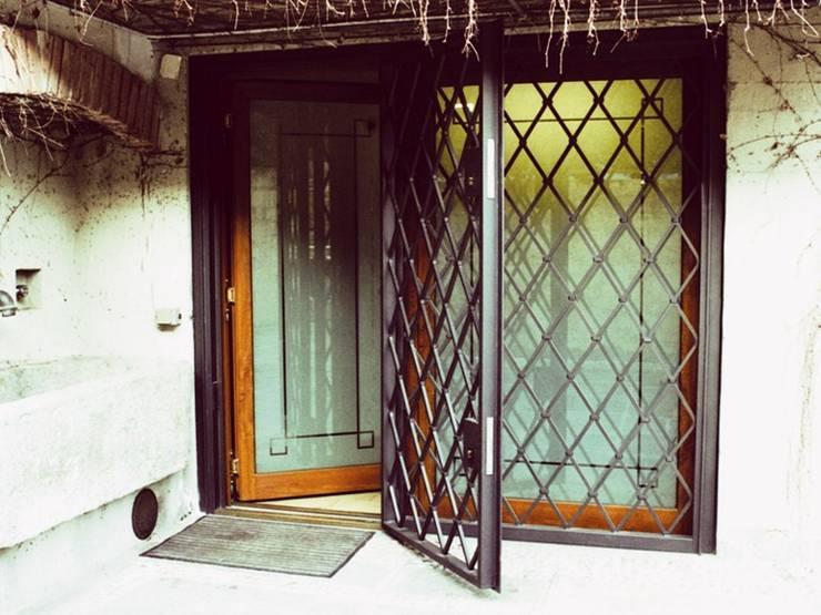 Inferriate idee consigli e prezzo - Prezzo inferriate finestre ...