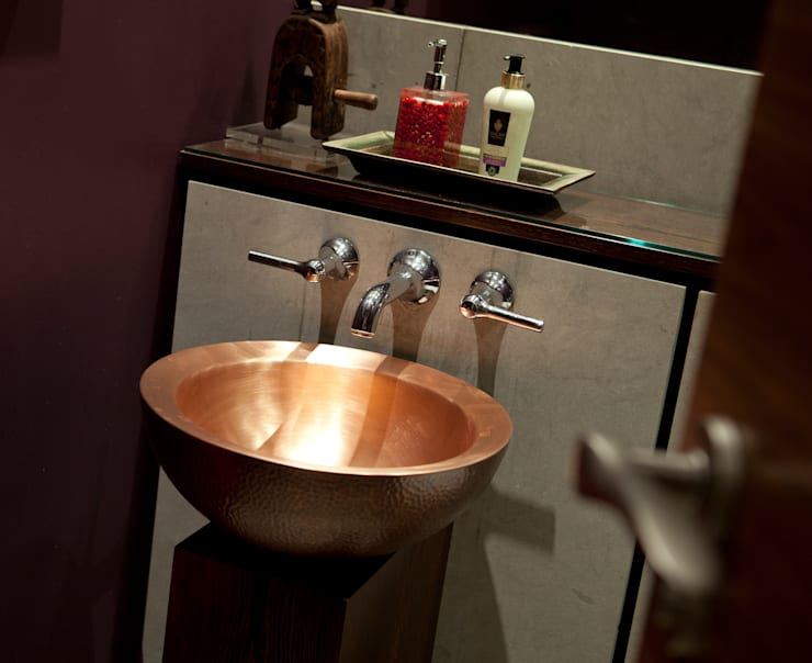 Bathroom by Folio Design