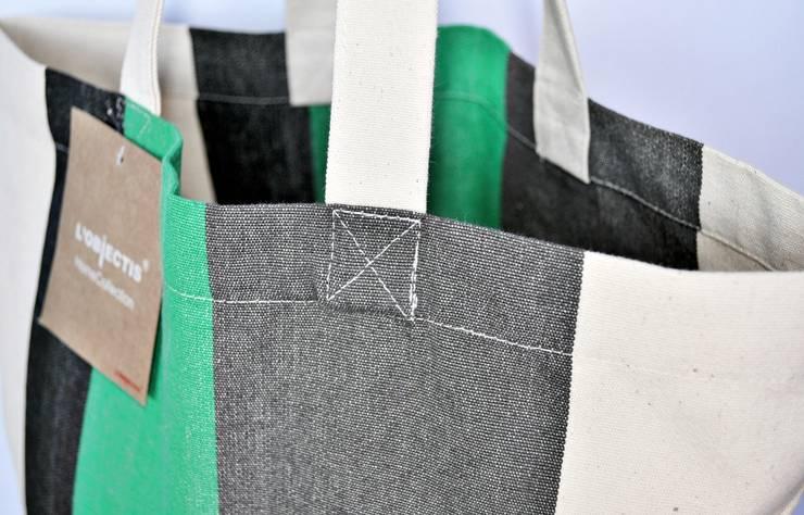 Tecidos 100% algodão, 100% portugueses: Casa  por TEIAS DE LONA