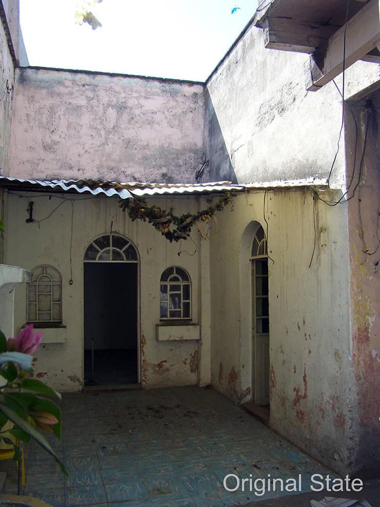 loft  H-11: Casas de estilo  por NonWarp
