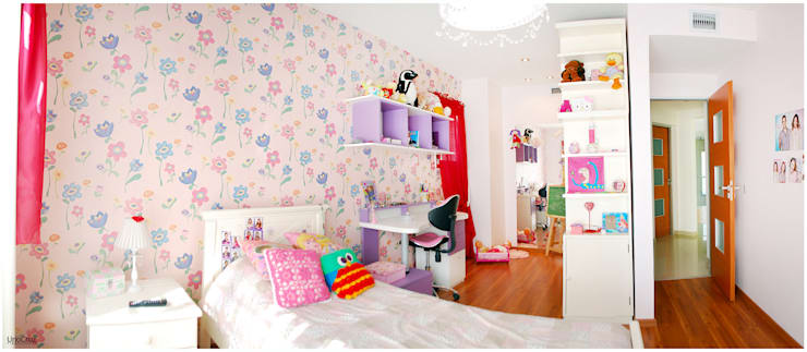 Teen bedroom by Silvana Valerio, Modern