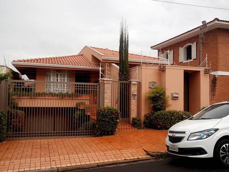 Residencia em Ribeirão Preto.SP:   por SN Engenharia