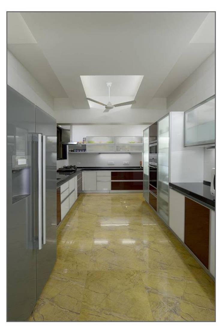 Bungalow project: modern Kitchen by CK Interiors Pvt Ltd