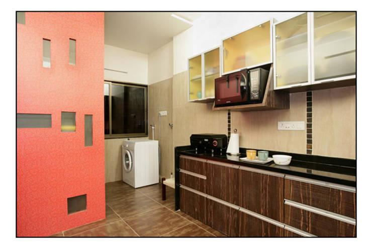 Konnur site:  Kitchen by CK Interiors Pvt Ltd