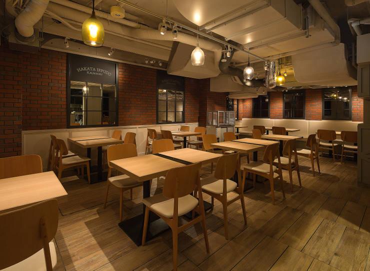 IPPUDO KANNAI: Pilot  Planning  Inc.が手掛けたレストランです。,