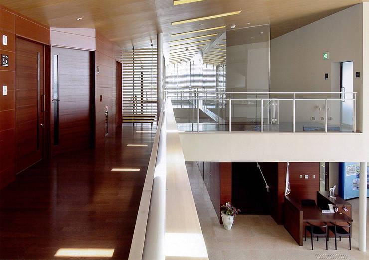 内観 オリジナルな商業空間 の 河原泰建築研究室 オリジナル